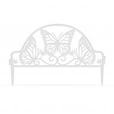 Garden of Eden - Bordură pentru pat de flori / gard - 49,5 x 31 cm