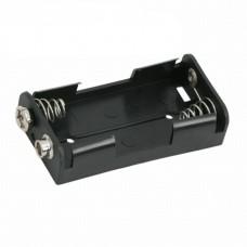Cutii si carcase pt baterii2 buc. AA (baterie creion)