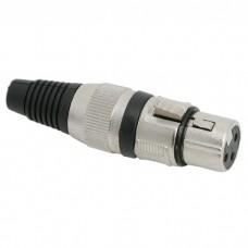 Solcu XLR • 3 policu fleaca de prindere protectie pt. cablu