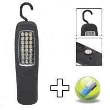 Lampa portabila cu 24 LED-uri
