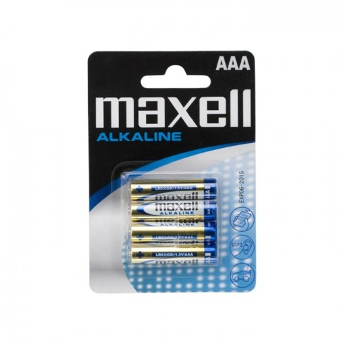 Baterie tip microAAA • LR03Alkaline • 1,5V