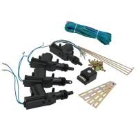 Set motoare de inchidere centralizata cu modul de comanda