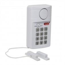 Sistem de alarma cu numere cheiePutere sonora 110dB