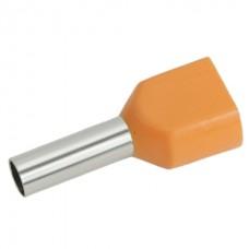 Varf cabluPt. cablu de 2 x 4,0 mm2