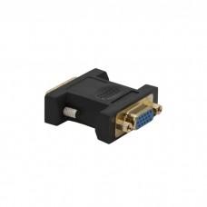 Adaptoare VGA / DVIsoclu VGA–fisa DVIplacat cu aur