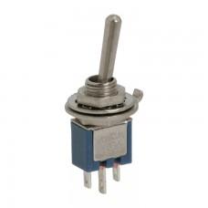 Intrerupatoare cu brat 1 circuit 1A-250V ON-ON