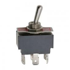 Intrerupatoare cu brat 2 circuit 10A-250V ON-ON