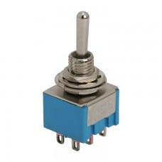 Intrerupatoare cu brat2 circuit3A-250VON-OFF-ON