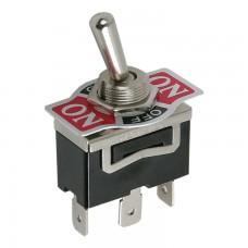 Intrerupatoare cu brat 1 circuit 10A-250V ON-OFF-ON