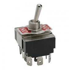 Intrerupatoare cu brat, 4 circuite, 10A-250V ON-ON