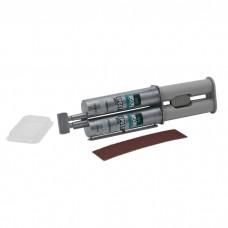 Adeziv de tip epoxid colorat metalic24ml
