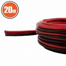 Cablu pt. difuzoar 2x0,5mm² 20m