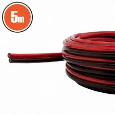 Cablu de difuzoare2x0,5mm²5m
