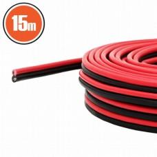 Cablu de difuzoare2x1,0mm²15m