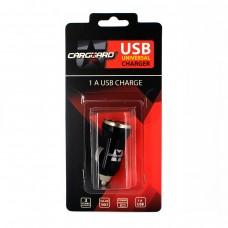 CARGUARD - Încărcător auto USB 1000 mA