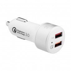 Cablu USB 2.4A Car Charger Qualcomm 3.0