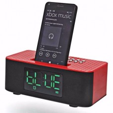 Ceas cu alarma, radio, TF card si bluetooth, 1530bt