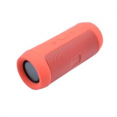 Boxa portabila bluetooth wireless, Charge 2 Mini, USB, AUX, Radio, Rosu